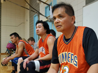 'Gulang Style': Time Brings Change for Filipino-American Basketball's Elder Statesmen