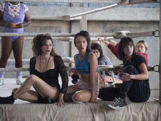 In 'GLOW,' Actress Ellen Wong Brings Her Cambodian Heritage to the Screen