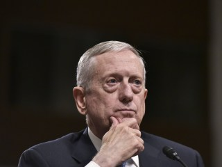 Defense Secretary Mattis Uses Disparaging Term in Speech to Navy