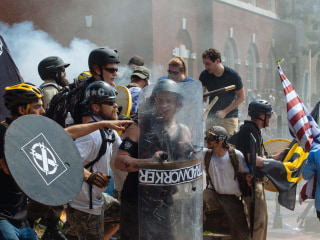 'It Was Inevitable': Ian Reid's Photos of Charlottesville Chronicled Hate and Chaos