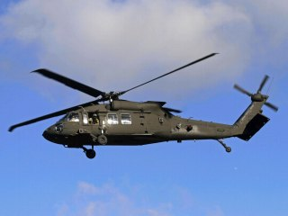 Five Missing After Army Helicopter Goes Down Off Hawaii