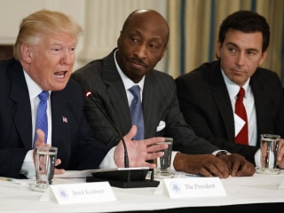 Trump Dissolves Business Advisory Councils as CEOs Quit
