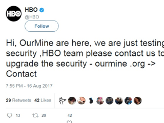 HBO Investigating Hack of Its Twitter Accounts
