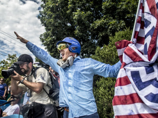 White Nationalists Warn They Will Return to Charlottesville