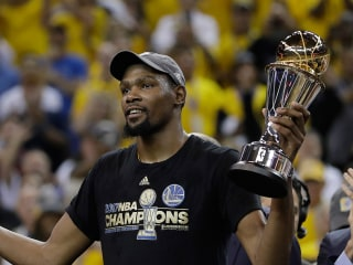 NBA Finals MVP Refuses to Visit White House due to Trump
