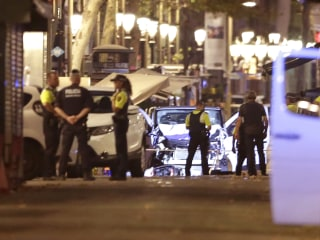 Barcelona Terror Attack: Van Ramming Kills at Least 13, Injures More Than 100