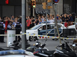 Barcelona Terror: Witnesses Describe Chaos, Anxious Aftermath
