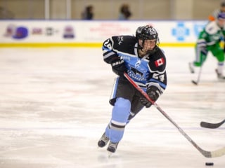 Transgender Hockey Star Harrison Browne Comes Out of Retirement