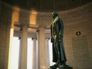 Statues of Washington, Jefferson Aren't 'Next,' But It's Complicated, Historians Say