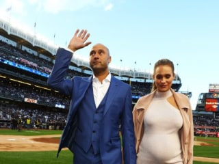 Derek and Hannah Jeter Welcome First Child