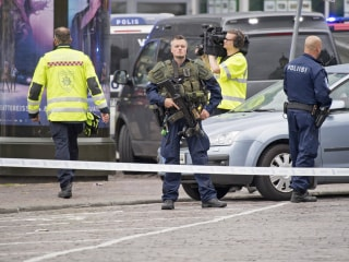 Turku Stabbing Attack Was 'Likely Terror Act': Finland Police