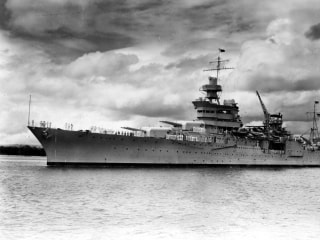 Microsoft Co-founder's Team Finds Wreckage of WWII-Era USS Indianapolis