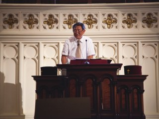 In Brooklyn, a Korean Reverend Leads a Russian-Speaking Flock