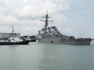 More Navy Leaders Ousted After Deadly Collisions in 7th Fleet