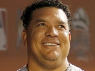 Bartolo Colon's Reaction to Solar Eclipse is Priceless