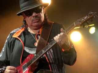 Rock Legend Carlos Santana Gives Us 'Power of Peace' With New Album, Documentary