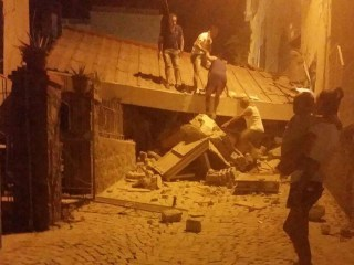 One Dead, 25 Injured After Earthquake Strikes Italian Island, Ischia