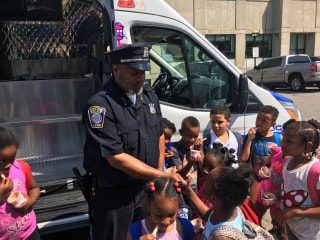 Boston Police Use Ice Cream to Improve Community Relations