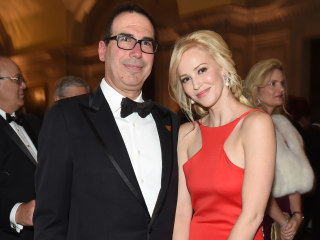 Treasury Secretary Mnuchin's Wife Apologiezes After Wealth-Rant Against Instagram User's Criticism