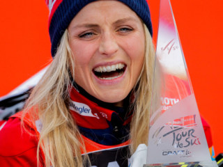 Norway Ski Star Banned From Winter Olympics Over Lip Cream