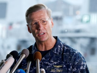 7th Fleet Commander to Be Relieved After Deadly Ship Collisions
