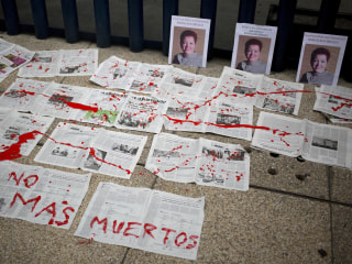 Journalist in Government Protection Program Killed in Mexico, At Least 9th This Year