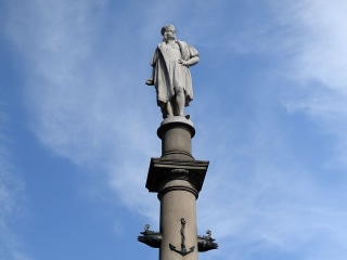 Christopher Columbus Statue in New York City Could Be Considered for Removal
