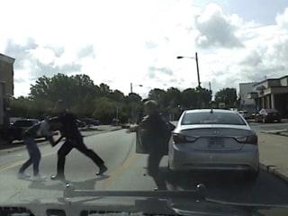 Ohio Officer in Viral Video Striking Motorist Suspended 15 Days