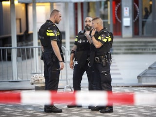Bus With Gas Containers Found Near Canceled Rotterdam Concert