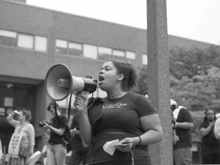 OutFront: Activist Uses Poetry and Protest in Equality Fight