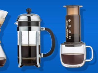 Here's everything you need to brew the best cup of coffee at home