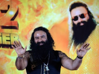 Guru Dr. Saint Gurmeet Singh Ram Rahim Ji Insan Jailed for Rapes