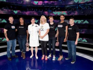 Transgender Military Members Attend MTV Video Music Awards