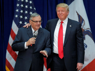 Judge Rules Joe Arpaio's Pardon by Trump Erases His Punishment, Not His Crime