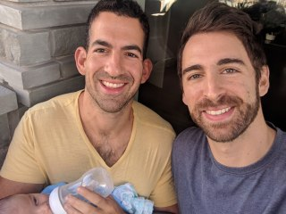 Commentary: The Beauty and Struggle of Being a New Gay Dad