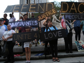 Trump Leaning Toward Ending DACA With 6-Month Delay