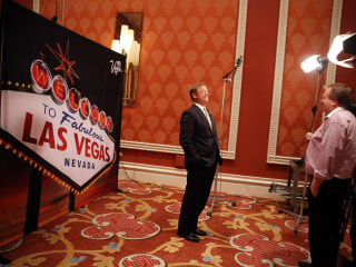 Poll: Races in Nevada are a dead heat