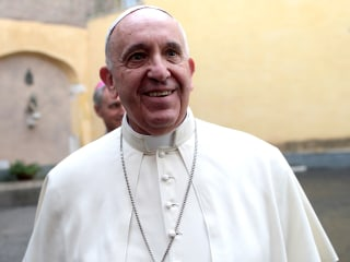 Pope Francis Saw Psychoanalyst Weekly to 'Clarify Some Things'