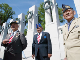 Advocates Raise Funds for Congressional Gold Medals Honoring Filipino WWII Vets