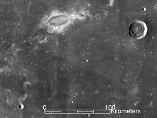 Tiny Sky Crane Could Help Solve Mystery of Moon's 'Tattoos'