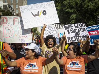 Activists Across the U.S. Rally in Support of DACA