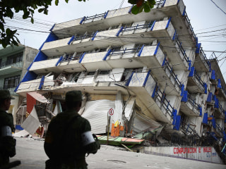 Earthquake Off Mexico Kills Dozens, Sparks Tsunami Warning
