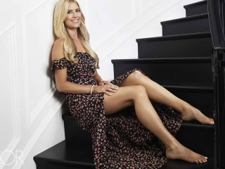 'Flip or Flop' star Christina El Moussa gives a peek inside her family's home