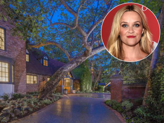 See inside the storybook home Reese Witherspoon once shared with Ryan Phillippe