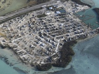 Recovering after Hurricane Michael could take years, Irma survivors say