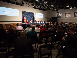 Obama Election Commission Chair: Trump Fraud Panel a 'Calamitous Failure'