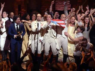 Lin-Manuel Miranda's 'Hamilton,' History Teaching Get Capitol Honor