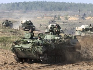 Russia Kicks Off Huge Zapad 2017 Military Exercises With Belarus