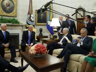 How to Make Sense of Trump's Deals With the Democrats