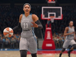 'We Got Next': WNBA Makes Video Game Debut